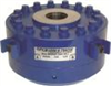 Dual bridge load cell, fatigue rated low profile, 50k lb FS, 1.75-12 (F) thd, PT conn. -- 1408-02ADB -- View Larger Image