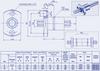 Ball Spline - Two side Cut flange Type - MYC-A5 series #MYC-A5-1 -- MYC-A5-1