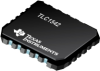 TLC1542 10-Bit, 38 kSPS ADC Serial Out, On-Chip System Clock, 11 Ch. -- TLC1542IDW