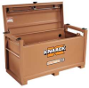 Jobsite Chest,Steel,Tan,66 x 30 x 36 In -- 14V866