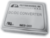 DC-DC Converter, 30 Watt Single and Dual Output Regulated, Wide Input, 4:1 -- MWB30