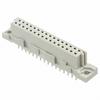 Backplane Connectors - DIN 41612 -- 1-1393641-6-ND