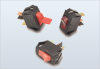 Miniature Rocker Switch -- LR Series - Image