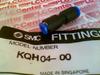SMC KQH04-00 ( FITTING, STRAIGHT UNION *LQA ) -Image