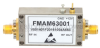 1 dB NF Input Protected Low Noise Amplifier, Operating from 10 MHz to 1 GHz with 40 dB Gain, 17 dBm P1dB and SMA -- FMAM63001 - Image