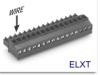 Pluggable Terminal Block -- ELXT Series Mini-Plug
