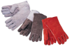 Quality Leather Welding Gloves - 13 1/2