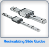 Ball Slide Guides - Metric -- BSGS12W