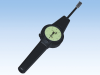 Adjustable Metric Bore Gage with Carbide Contacts - MaraMeter -- 1280P-3MT3
