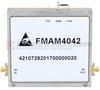 2 GHz to 6 GHz, Medium Power Broadband Amplifier with 3 Watt, 36 dB Gain and SMA -- FMAM4042 -Image