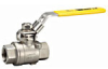 Full Port Stainless Steel Ball Valve -- Series S-FBV-1 - Image