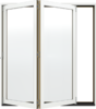 W-4500 Wood Folding Patio Door Series - Image