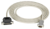 9-Pin (DB9 Male) to Modem Cable (DB25 Male), 10-ft. (3.0-m) -- EHM024-0010 - Image