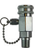 Oil Sampling Valves -- Aeroquip® HC-FD15 -Image