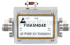 6 GHz to 12 GHz, Medium Power Broadband Amplifier with 500 mW, 28 dB Gain and SMA -- FMAM4045 -Image
