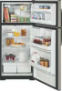 HOTPOINT 16.6 CU. FT. TOP-FREEZER REFRIGERATOR -- IBI469626