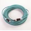 Micro D-Code, QD Style Ethernet Media -- 1585D-M4UBJM-20 -- View Larger Image