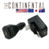 The Continental Universal Travel Power Adapter -- TK-200 - Image