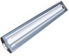 Class I, Div. II LED Surface Mount Fixture - Stainless Steel - Corrosion Resistant -- HALSS-48-2L-LED
