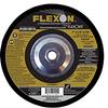 Type 27 Depressed Center Grinding Wheels.  Best - Flexon -- A5224H - Image