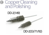 Detroit Diesel Overhaul Automotive Brushes -- DD-2 (149)