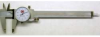CHICAGO BRAND 6 In. Dial Caliper Stainless Construction -- Model# 50004A