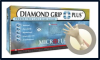 Microflex Diamond Grip Plus Powder-Free Latex Exam Gloves
