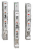 IEC Fuse Switch Disconnectors: MULTIVERT® 160A Size 00, 690VAC, Triple Pole Switching -- 1.000.905