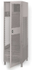 GEAR LOCKER STORAGE CABINETS -- HGL-2472-24-DFL
