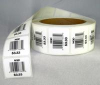 Stock Paper UPC Code Labels