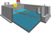 Sludge Collection -- Leopold® CT2® Submerged Sludge Collector