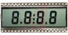 .52inches Character, 4 Digit, LCD Glass, TN, Reflective -- 70127428 - Image