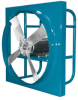 Propeller Wall Fan, Adjustable Pitch Blades -- TCWPX