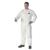 KLEENGUARD* A60 Bloodborne Pathogen & Chemical Splash Protection Apparel Extra-Large 24 -- KCC 45024 -- View Larger Image