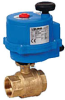 Electric Actuated Ball Valve -- 8E064/8E068 2-Way Brass