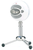 Blue Snowball Microphone - USB, No Software Needed, Cardioid -- SNOWBALL