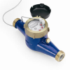 "Water Meter, Contacting Head, 3/4"" with reed switch sensor, 1 pulse per gallon output -- WM0751G"