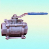 Socket-Welded Forged Steel Ball Valve -- LD 009S-BL -- View Larger Image
