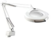 LUXO 16351LG ( MAGNIFIER, INSPECTION, ILLUMINATED 1.75X; ARM LENGTH:762MM; TOOL BODY MATERIAL:STEEL; MAGNIFICATION:1.75X; COLOR:LIGHT GRAY ;ROHS COMPLIANT: NA ) -Image