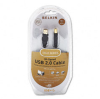 Belkin Gold Series High-Speed USB 2.0 Cable, 16 ft. -- BLKF3U133V16G - Image