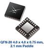 0.25-2.15 GHz 4x2 Switch Matrix with Tone/Voltage Detector -- SKY13327-365LF