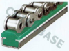 Chain Guides with Metallic Profile for Single Roller Chains -- Type CT -Image