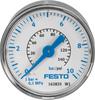 Pressure gauge -- MA-50-10-1/4-EN -- View Larger Image