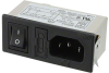 Power Entry Connectors - Inlets, Outlets, Modules -- Q303-ND -Image