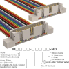 Rectangular Cable Assemblies -- M3WWK-2418R-ND -Image