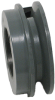 Single Grove Bored-to-Size V-Belt Pulley -- BK19