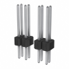Rectangular Connectors - Headers, Male Pins -- 79821-414HLF-ND -Image