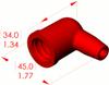 Angle Boot Insulator -- 16107 - Image