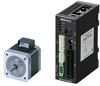 CRK Series Stepper Motors with Built-in Controller (Stored Program) (DC Input) -- crk513pakp - Image