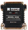 Interface-Powered RS-232 to RS-422 Converters -- Model 222N Series